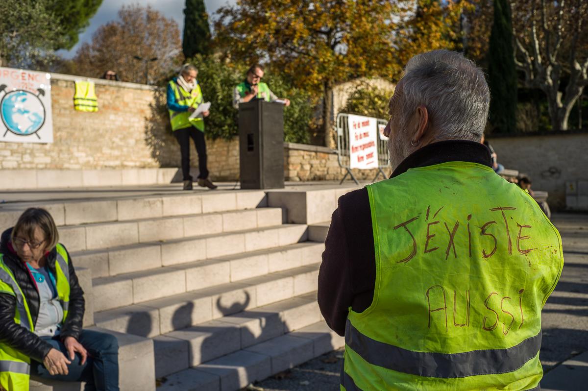 Gilets Jaunes 08/12/2018