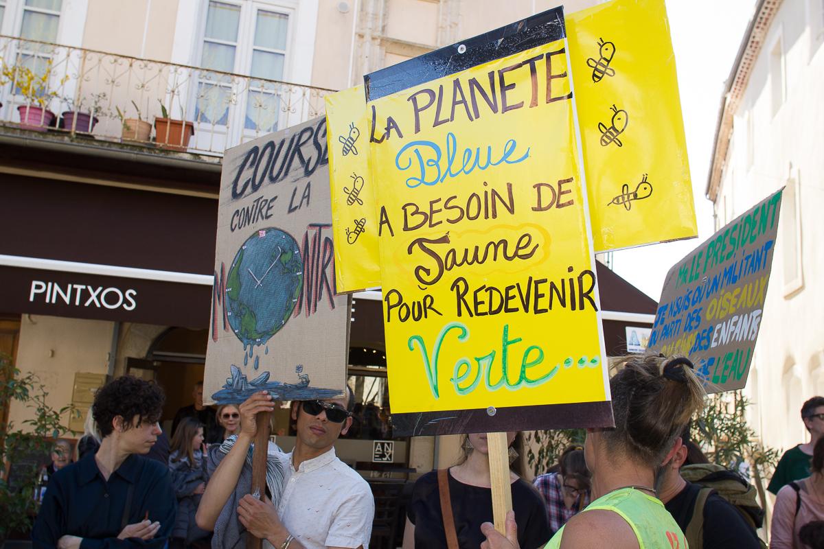 Marche du siècle - marche pour le climat